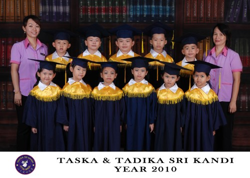 Sri Kandi Graduates