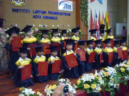 Graduates of 2010