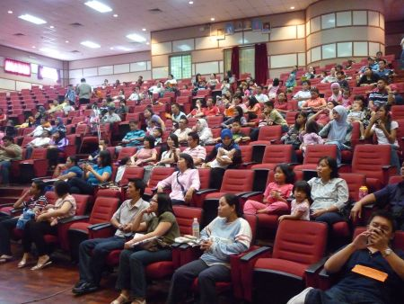 permai ria audience