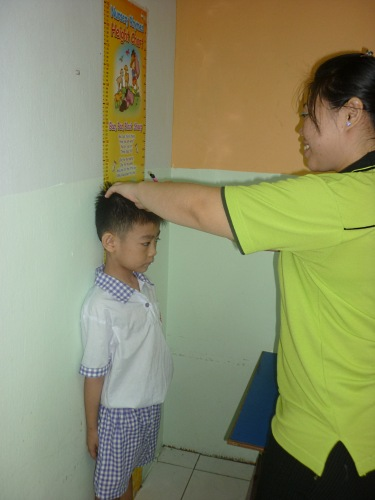 1st semester at sri kandi kindergarten