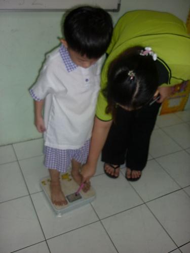 pupils of tadika sri kandi