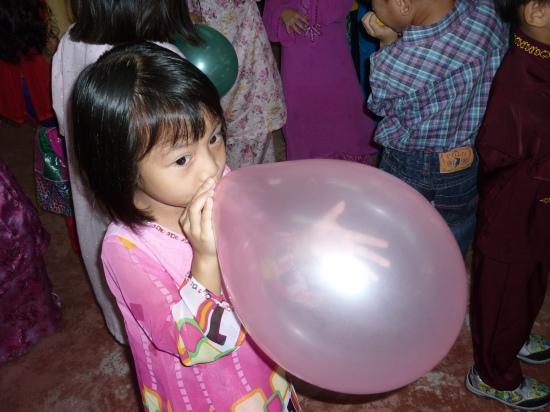 Activities at Permai Ria during Merdeka Raya