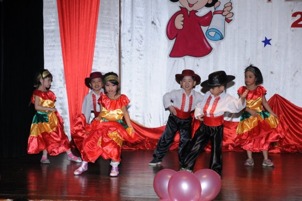 Sri Kandi 2011 Mexican Dance