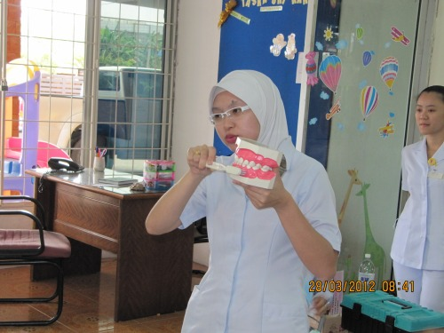 Tadika Sri Kandi Activity Dental Care